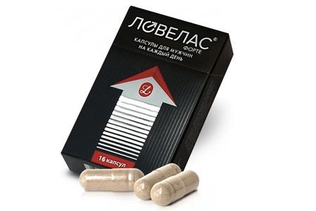 Упаковка препарата и капсулы