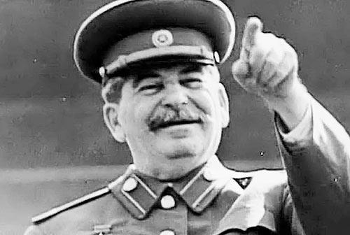 Дифаллия у Сталина